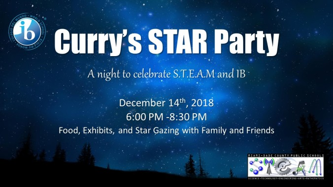 Curry_s STAR Party