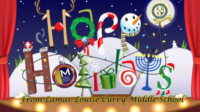 Holiday Card Curry PPT
